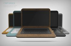 MOOD Laptop on Industrial Design Served