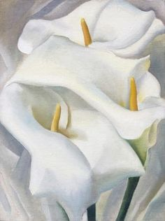 View Calla Lilies by Georgia OKeeffe on artnet. Browse upcoming and past auction lots by Georgia OKeeffe. Lys Calla, Calla Lillies, Calla Lily, Georgia O'keeffe, Savannah Georgia, Pinturas Em Tom Pastel, Georgia O Keeffe Paintings, Art Quotidien, Printers On Sale