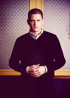 Wentworth Miller, my husband