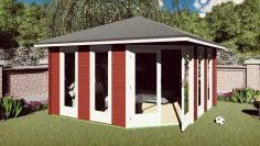 Gartenhaus mit Glasdach – Google-Suche Shed, Outdoor Structures, Outdoor Decor, Google, Home Decor, Glass Roof, Hangout Room, House, Finland