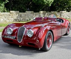 Jag XK120 LT2 Alloy Roadster 1950 Maintenance/restoration of old/vintage vehicles: the material for new cogs/casters/gears/pads could be cast polyamide which I (Cast polyamide) can produce. My contact: tatjana.alic@windowslive.com