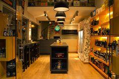 Loja Mestre-Cervejeiro.com Piracicaba #franquia #loja #cerveja #artesanal #craft #beer #store