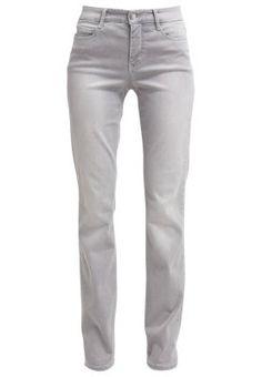 DREAM - Jeans Straight Leg - silber