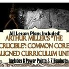 Wow!  Students love this play so much my male students will take on female roles!  http://www.teacherspayteachers.com/Product/The-Crucible-Common-Core-Aligned-Curriculum-Unit-with-Lesson-Plans-1144185