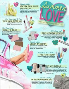 Shop with me @ https://www.marykay.com/leila_gallegos for these special deals!
