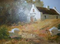 paintings by Tony de Freitas - Google Search Landscape Paintings, Landscapes, Oil Paintings, South African Artists, Home Art, Artsy, Sketches, Buildings, Art Houses