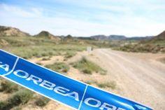 [Espagne] Orbea MTB - Marathon des Monegros 2016 - 117 km Tracé de l'Orbea MTB Marathon des Monégros. Piste dans le désert des Monégros réalisée le 30 avril 2016. C'est un marathon exceptionnel par l'endroit et l'organisation énorme. Il est composé d'un semi marathon (73 km) et du marathon (117 km). Je partage ici le parcours du marathon.