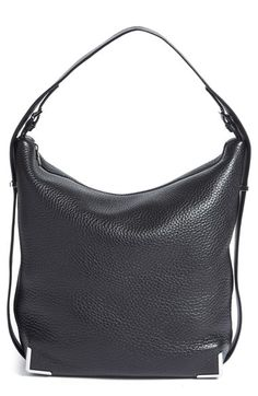 Free shipping and returns on Alexander Wang 'Prisma' Hobo at Nordstrom.com. Signature Prisma hardware adds clean, modern structure to a standby hobo bag shaped from richly pebbled leather.