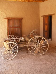 Presidio Texas Fort Leaton State Historic Site in a small old west TX town Near Mexico in the Chihuahuan Desert 2010 Building distress pioneer trading post Camp by mrchriscornwell, via Flickr