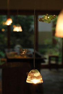 土井朋子 japanese glass artist Tomoko Doi