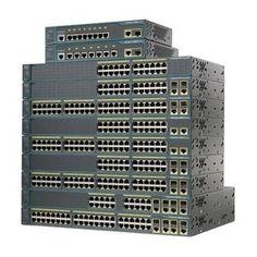 Cisco Catalyst 2960-48TC Managed Ethernet Switch #WS-C2960+48TC-S