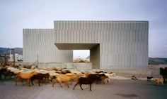 #Architecture in #Spain - #CulturalCenters by MGM Arquitectos http://divisare.com/projects/196863