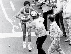 Alberto Salazar's First Great Race | Runner's World