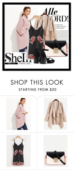 """""""Shein 8"""" by zerka-749 ❤ liked on Polyvore"""