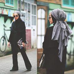Classy Street Style (by Cassandra Dini Prasasti) - Street Hijab Fashion