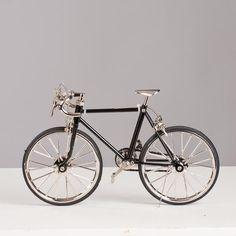 Miniatura Decorativa - Bike Retrô - Machine Cult - Kustom Shop   A loja das camisetas de carro e moto