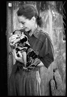 Audrey Hepburn - She had a genuine Love for Children