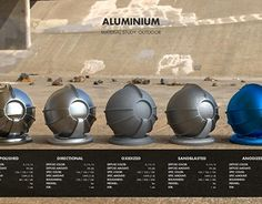 """Check out new work on my @Behance portfolio: """"Metal Types"""" http://be.net/gallery/46197845/Metal-Types"""