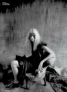 """""""Tribal Beat"""" by Solve Sundsbo for V Magazine Spring 2014"""