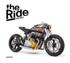 The motorcycle is back! Similar to the fresh contemporary scene that has established itself around bicycles in the last few years, the motorcycle is currently undergoing an aesthetic rebirth. A young