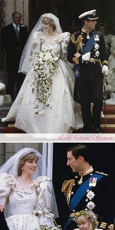 Op 29 juli 1981 trouwen prins Charles en Diana Spencer en zo'n beetje de hele wereld keek mee via de tv.