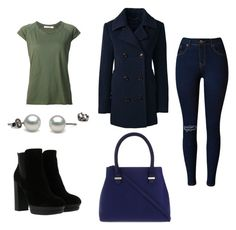 A fashion look from October 2016 featuring green t shirt, woolen coat and ripped skinny jeans. Browse and shop related looks. Nili Lotan, Ripped Skinny Jeans, Victoria Beckham, Fashion Looks, Coat, Polyvore, T Shirt, Shopping, Supreme T Shirt