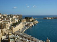 Valletta Malta Beaches   Malta English Adult Language Program