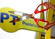 Posta - logo + forbice