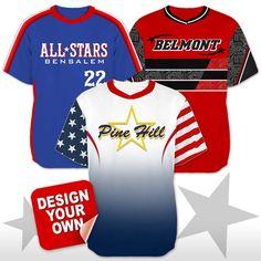 26de5b7b27e09 32 Amazing Patriotic Baseball Jerseys images