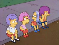 the simpsons - this is from one of my favorite episodes.