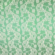 Bonded Lace 3 Green 150cm