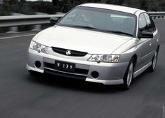 2003 Holden VY Commodore S
