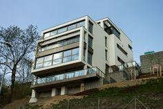 Multi Story Building, Mansions, House Styles, Home Decor, Prague, Decoration Home, Manor Houses, Room Decor, Villas