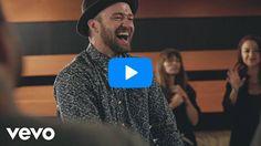 NUEVO VÍDEO: Justin Timberlake en Shazam. Echar un vistazo: http://youtu.be/p5RobDomh5U