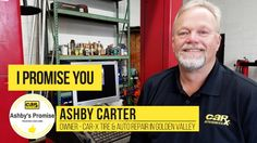 Ashby's Promise - Best Tires & Auto Repair in Golden Valley, St Louis Pa...