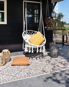 Indoor Garden, Outdoor Gardens, Summer Garden, Home And Garden, House Front Porch, House Of The Rising Sun, Fresco, Outside Living, Spanish House