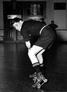 Image result for roy blair,roller skating champ