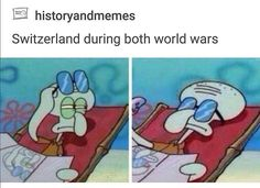 "This is the only way to teach history. View Times Memes Were The Best Way To Explain History"" and more funny posts on CollegeHumor Gym Humor, Workout Humor, Bank Humor, Humor Humour, Fitness Humor, Funny Shit, The Funny, Funny Stuff, Random Stuff"