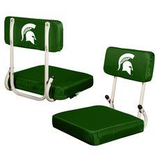 Michigan State Spartans NCAA Hardback Seat