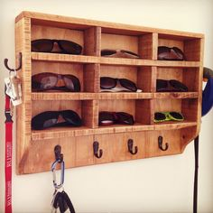 45 Key Rack Hook Holders Ideas on