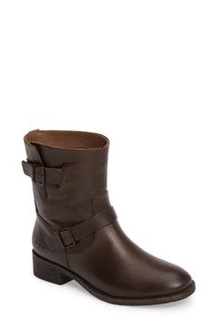 Free shipping and returns on UGG® Fletcher Water Resistant Boot (Women) at Nordstrom.com. Adjustable buckle straps enhance the biker-chic style of a water-resistant boot crafted from smooth leather.