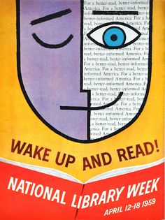 National Library Week, 1959