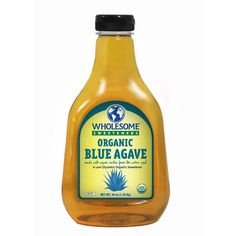 $1.00 Off Wholesome! Organic Blue Agave Products With Printable Coupon!