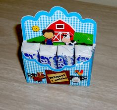 "Kit Personalizados Tema ""Fazendinha Menino"" para Imprimir - Convites Digitais Simples Farm Themed Party, Farm Party, Candy Favors, Favor Boxes, Craft Party, Party Cakes, Party Printables, Farm Animals, First Birthdays"