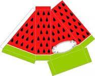 Resultado de imagem para caixa melancia