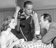 The Petrified Forest DVD TV Humphrey Bogart Lauren Bacall (1955)