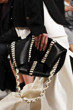 The Hex Bag - Proenza Schouler Fall 2016 Ready-to-Wear Fashion Show Details