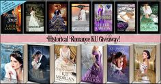 Grab 7 free KU historical romance reads, then enter to win 6 signed paperbacks! www.aurorapublicity.com/kugiveaway  #KindleUnlimited #Giveaway #HistRom