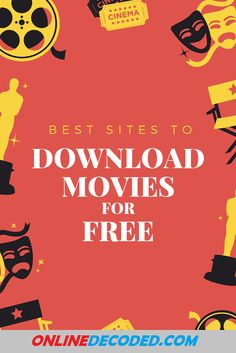 Best Movie Sites, Free Tv And Movies, Best Sites, Good Movies, Movie Websites, Tv Without Cable, Home, App, Technology