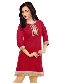 BUY latest designing Multi colored Kurtis @699/- only.100/- discount on coupon code.  http://www.ethnicqueen.com/eq/kurtis/
